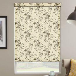 Toiles à rouleau filtre de lumière en tissu signature décorateur (Good Housekeeping)