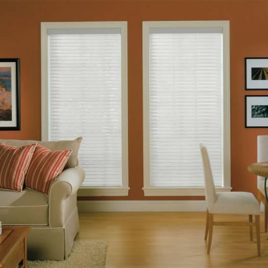 Toiles diaphanes en lin filtres de lumière Signature Décorateur (Carriann) de 2 po 4276 Thumbnail