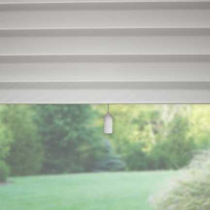 Toiles diaphanes en lin « filtres de lumière » Signature Décorateur (Good Housekeeping) de 2 po 5189