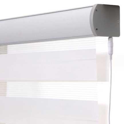 Toiles diaphanes filtres de lumière avantage de 2 po 7543 Thumbnail