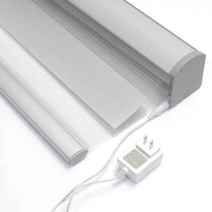 Toiles diaphanes filtres de lumière avantage de 2 po 7548