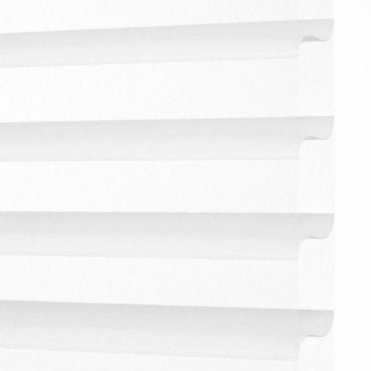 Toiles diaphanes horizontaux 2 po de luxe à filtre de lumière 4496