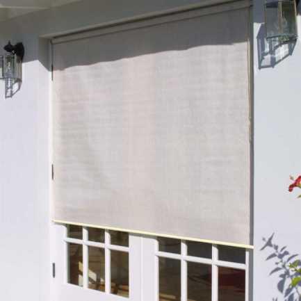Toiles solaires extérieur translucides Coolaroo de Luxe 7 % 4445