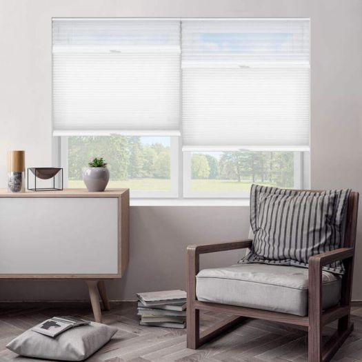 Tri-stores filtres de lumière à cellule double décorateur de 1/2 po 5424