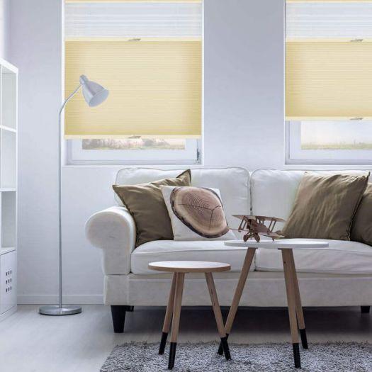 Tri-stores filtres de lumière à cellule double décorateur de 1/2 po 5425