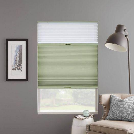 Tri-stores filtres de lumière à cellule double décorateur de 1/2 po 5426