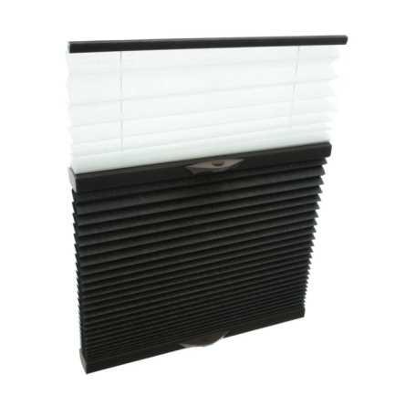 Tri-stores filtres de lumière à cellule simple Décorateur de 3/4 po 5489