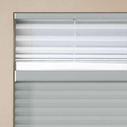 Tri-stores filtres de lumière à cellule simple décorateur de 3/4 po 5481