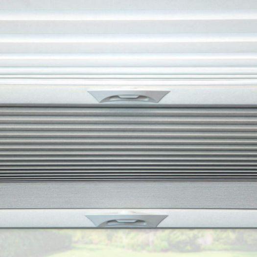 Tri-stores filtres de lumière à cellule simple décorateur de 3/4 po 5485