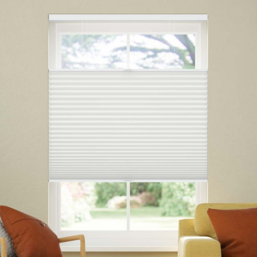 Value Blackout Cordless Top Down Bottom Up Honeycomb Shades 6709 Thumbnail