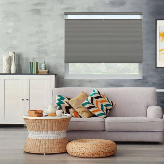 Value Blackout Cordless Top Down Bottom Up Honeycomb Shades 6798 Thumbnail