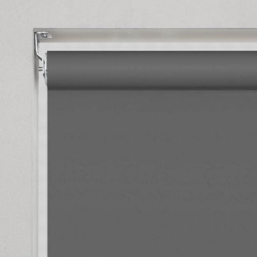 Cordless Blackout Fabric Roller Shades 7238