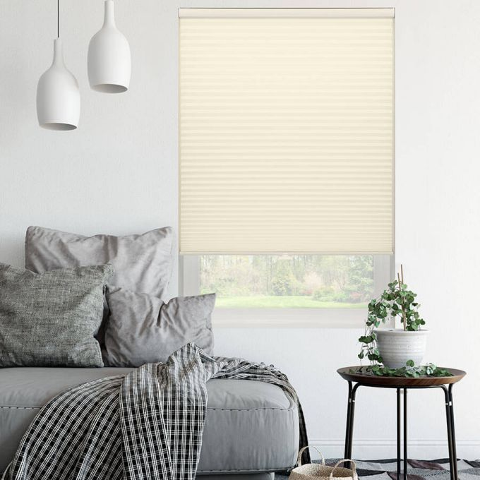 Value Cordless Light Filtering Honeycomb Shades 6699