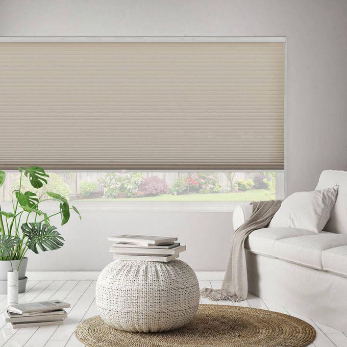 Value Cordless Light Filtering Honeycomb Shades 6780