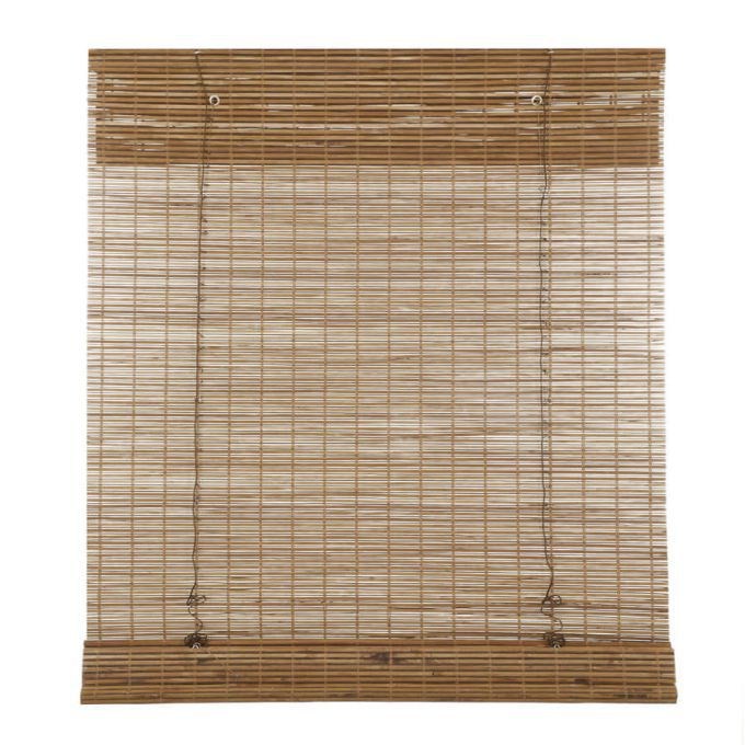 Value Cordless Woven Wood/Bamboo Shades 6995