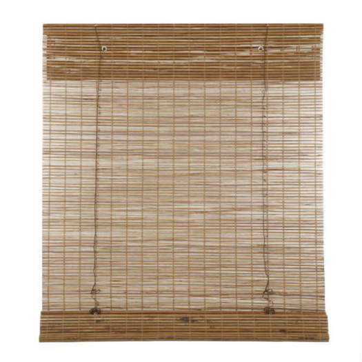 Value Cordless Woven Wood/Bamboo Shades 6995 Thumbnail