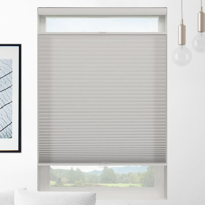 Value Light Filtering Cordless Top Down Bottom Up Honeycomb Shades 6701