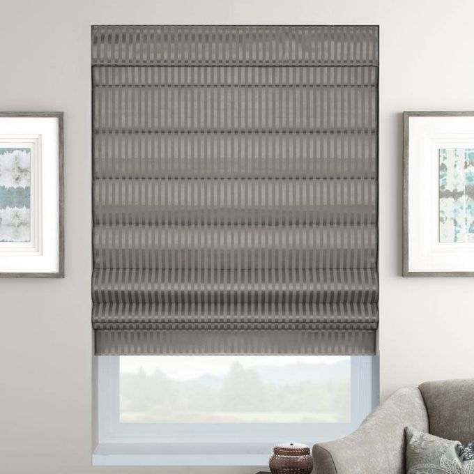 Value Light Filtering Roman Shades