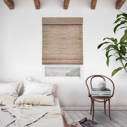 Veronica Valencia Island Woven Wood Shades 5935