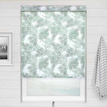 Veronica Valencia Light Filtering Roller Shades