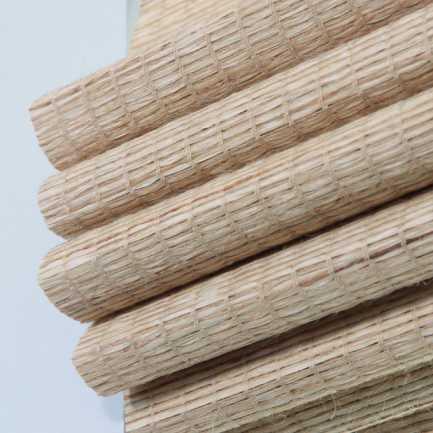 Stores en bambou/bois tissé Veronica Valencia oceania 5970