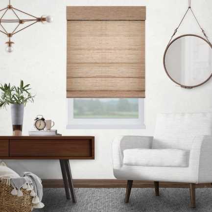 Veronica Valencia Oceania Woven Wood Shades 5966