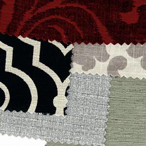 Fabrics & Colours