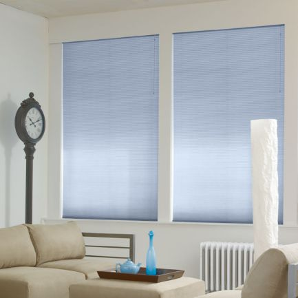 "1/2"" Double Cell Premium Light Filter Honeycomb Shades"