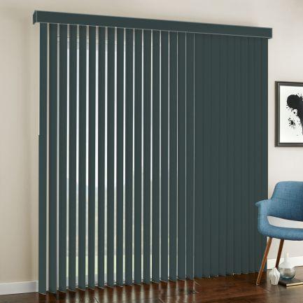 """3 1/2"""" Premium Fabric Vertical Blinds"""