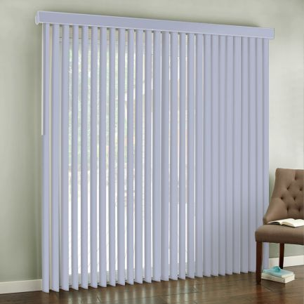 """3 1/2"""" Premium Smooth Vertical Blinds"""