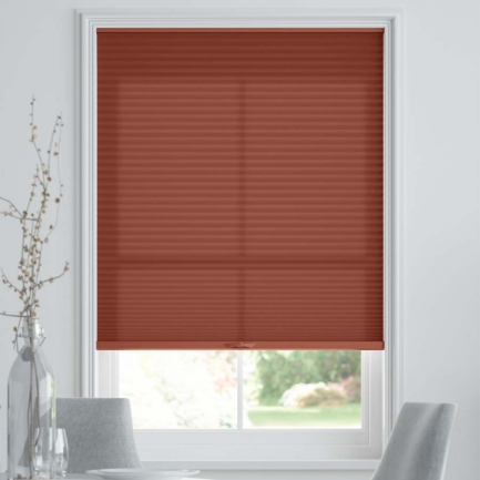 "3/4"" Single Cell Value Plus Light Filtering Honeycomb Shades 1133"