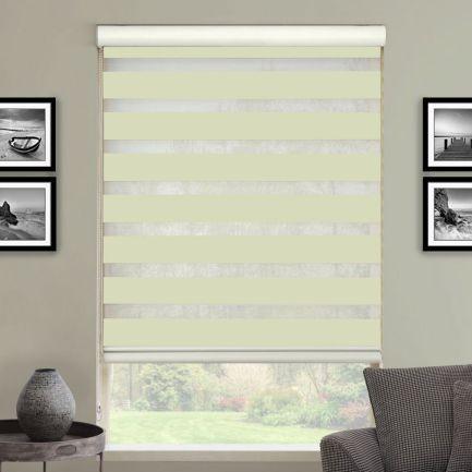 """3"""" Value Light Filtering Sheer Shades"""