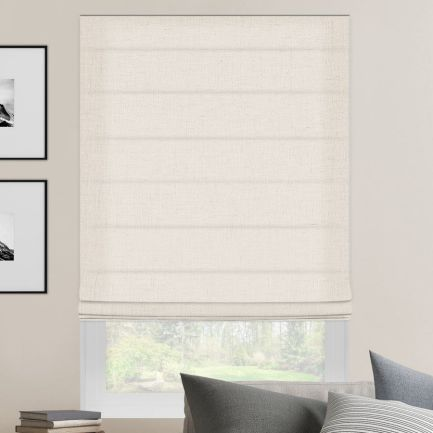 Classic Blackout Roman Shades