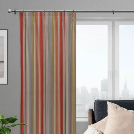 Designer Grommet Custom Made Drapes