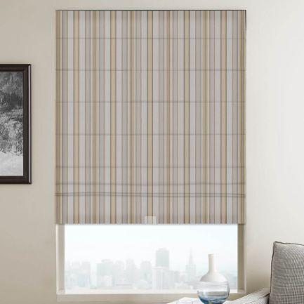 Premium Plus Light Filtering Roman Shades