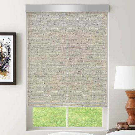 Select Light Filtering Fabric Roller Shades