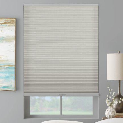 Stores cellulaires filtres de lumière à cellule simple signature décorateur (Good Housekeeping) de 3/4 po