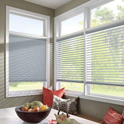 Stores isolants vuthru filtres de lumière à cellule simple signature décorateur (Good Housekeeping) de 1 po