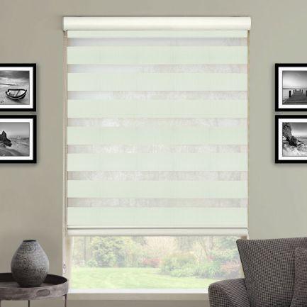 Toiles diaphanes filtres de lumière avantage de 3 po