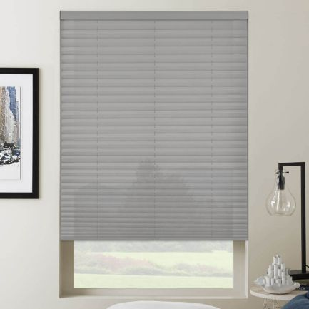 Value Plus Cordless Light Filtering Pleated Shades