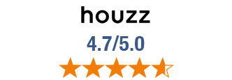 Rated 4.6 out of 5 on Houzz