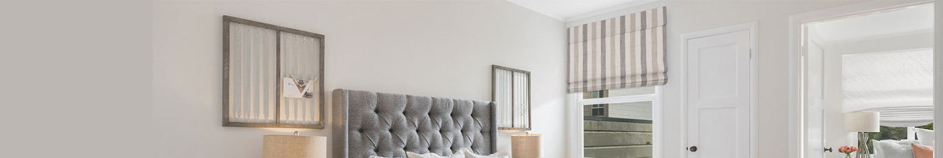 Buy custom bedroom shades for a perfect fit in your window