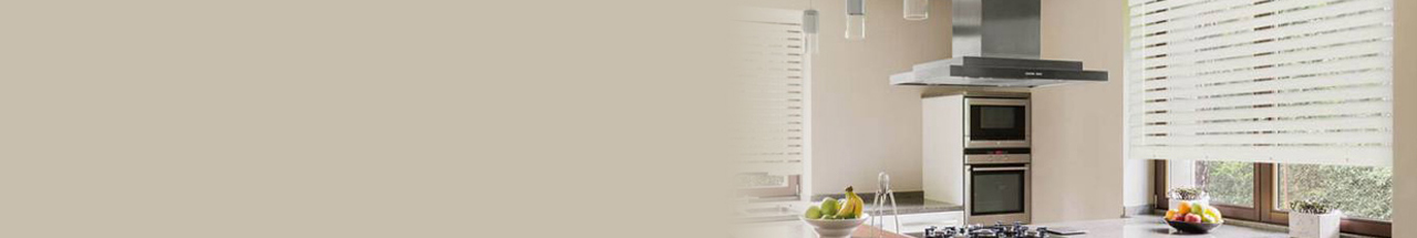 Buy custom kitchen shades for a perfect fit in your window