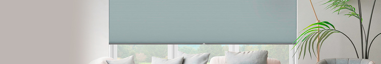 Buy custom shades for large windows for a perfect fit in your window
