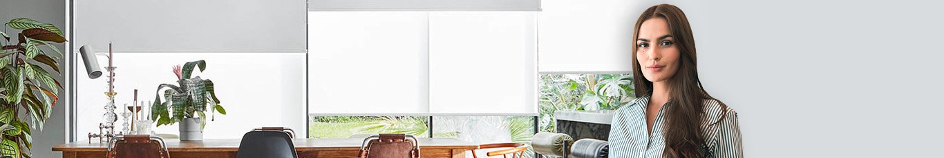 See why our roller blinds are rated 4.7/5 by thousands of customers