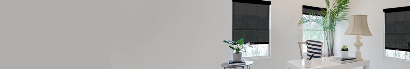 Achetez des toiles solaires sur mesure qui s'adapteront parfaitement à votre fenêtre
