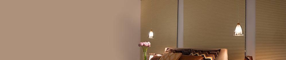 room darkening blinds