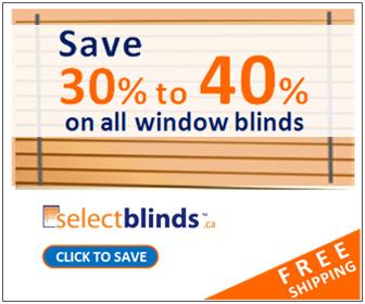 SelectBlinds Canada