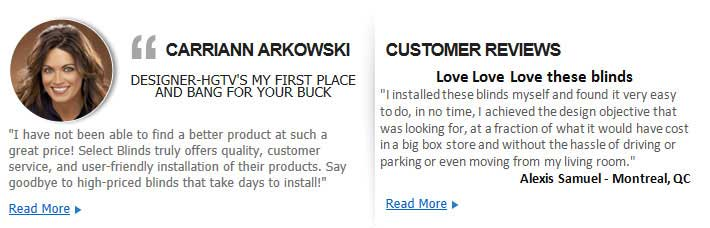 Customers and Designers Reviews