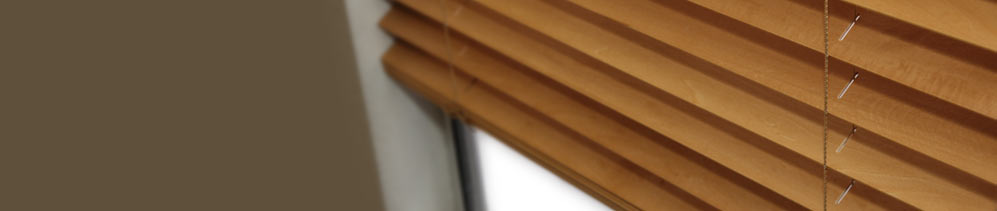 Wood Blinds header image